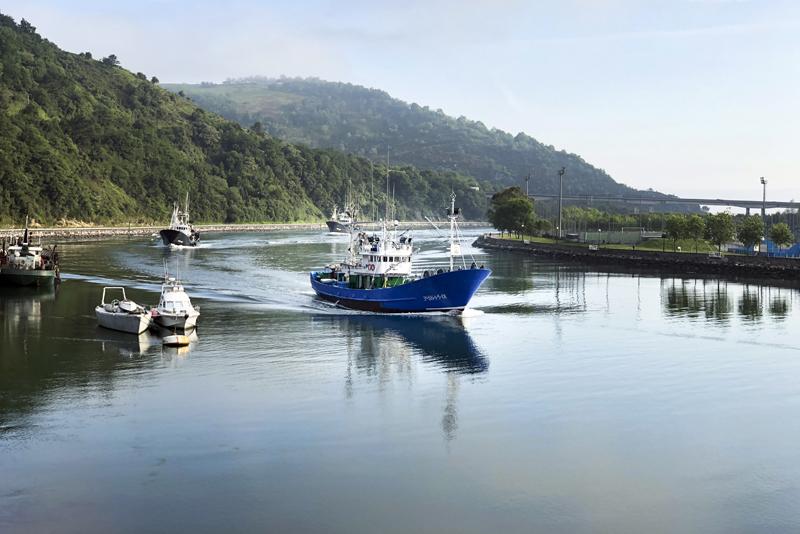 Urola Kosta, turismo Orio portua